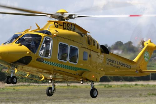 Man in 'critical' condition after car collides with tree in Dorset