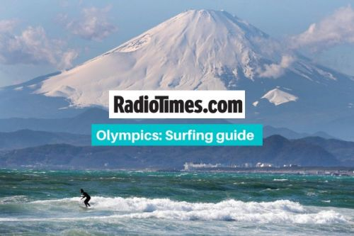 Surfing at the Olympics: GB team and rules