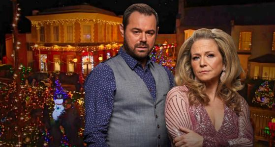 EastEnders spoilers: Kellie Bright reveals 'heartbreaking' Christmas for Linda and Mick Carter