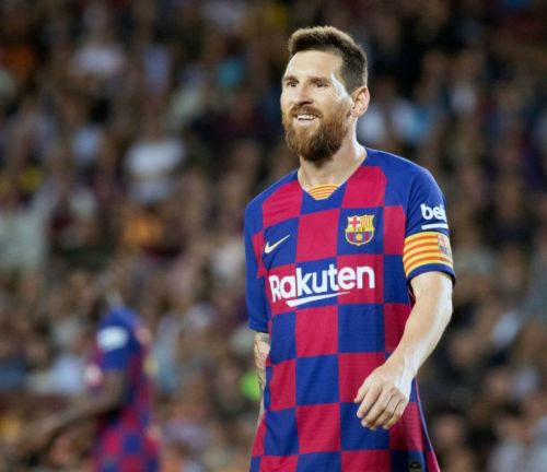 Great news for Barcelona fans as Lionel Messi's free transfer clause expires