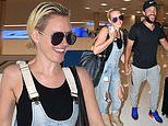 Nicky Whelan debuts new relationship with Canadian actor Kyle Schmid