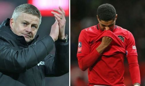 Man Utd boss Ole Gunnar Solskjaer hints Marcus Rashford injury has changed transfer plans