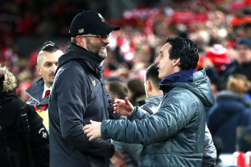 Unai Emery makes Arsenal vow ahead of latest Anfield clash with Liverpool