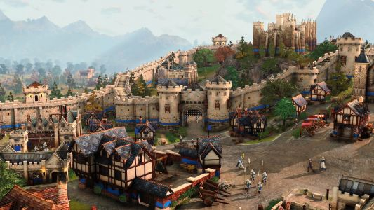 "Don't worry about Age of Empires 4's saturation - there are ""options"""