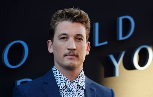 Miles Teller says no green screens were used in the making of 'Top Gun: Maverick'