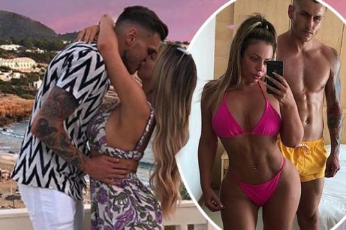 Holly Hagan announces ENGAGEMENT to Jacob Blyth two years after meeting