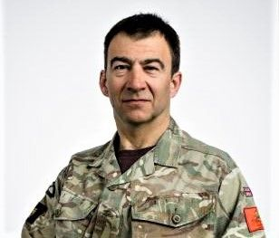 """""""Data is Our Ammunition"""" - British Army CIO Jonathan Cole Targets a State of Information Advantage"""