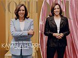 Vogue slammed for cashing in on Kamala Harris controversy with second cover