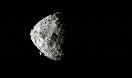 Asteroid Bennu SHOCK: How 'active' Bennu put NASA's £650m mission in jeopardy