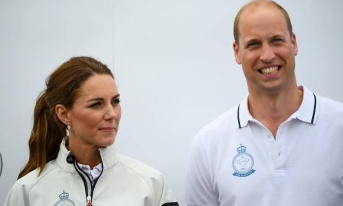 Kate and Prince William show support for Gareth Thomas after he reveals he has HIV