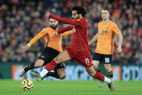 How to watch and live stream Wolves v Liverpool