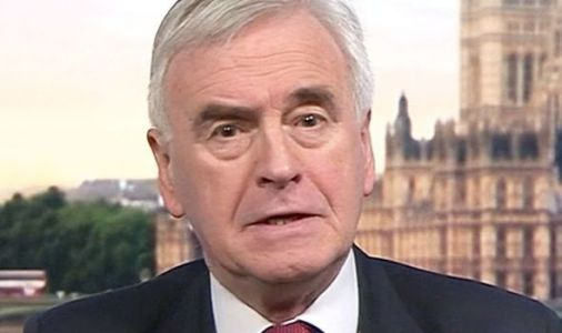 John McDonnell squirms as he is grilled on losing core Labour voters on BBC Breakfast