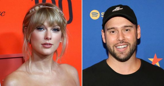 What's happening between Taylor Swift, Scooter Braun and Scott Borchetta?