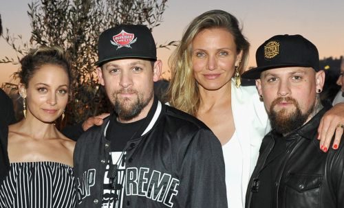 Cameron Diaz is just as mind-blown that Nicole Richie is her sister-in-law as the rest of us
