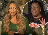 'Are you mocking me?' Mariah Carey accuses Alison Hammond of poking fun at her