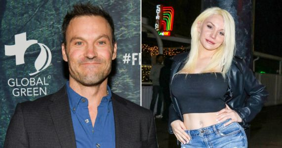 Brian Austin Green says his time with Courtney Stodden was 'super nice but disappointing'