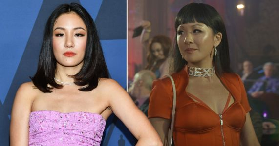 Constance Wu feels too 'self-conscious' to watch herself in Hustlers