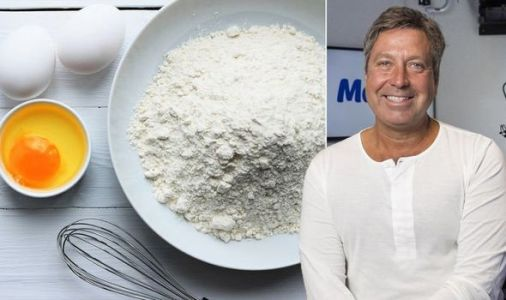 John Torode shares simple way to make self-raising flour at home if shops are sold out