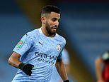 Riyad Mahrez set to return to Premier League action to face Leicester City after COVID-19 recovery