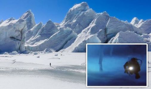 Antarctica: Discovery like 'something from a science fiction film' found below ice exposed