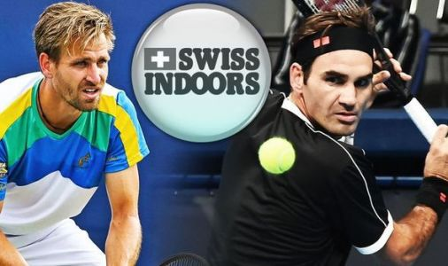 Roger Federer vs Peter Gojowczyk LIVE: Swiss ace begins Swiss Indoors campaign in hometown