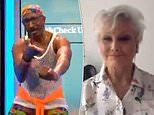 BBC Viewers go wild as 90s icon Mr Motivator returns to our screens with TV veteran Angela Rippon