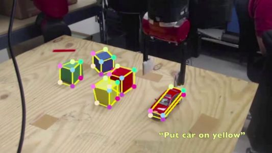 Researchers develop a way for robots to learn by watching humans