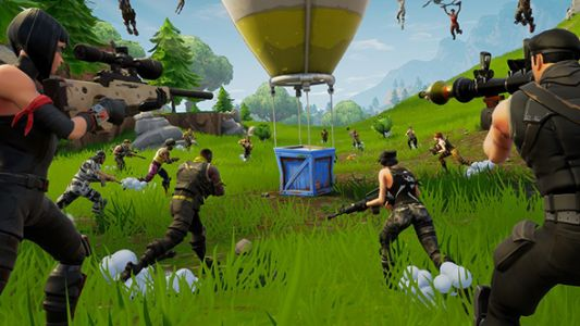 Fortnite's first Summer Skirmish halted after four matches due to lag