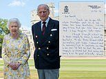 Letter written by Prince Philip criticising Australia goes on sale