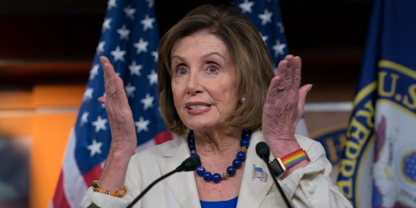 Nancy Pelosi says House will move forward with articles of impeachment against Trump