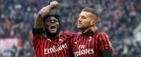 Milan without Rebic in three Europa League matches