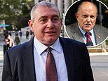 Giuliani's Ukrainian associate Lev Parnas is convicted of making illegal campaign contributions