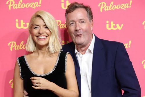 Holly Willoughby is tricked into believing Piers Morgan is dead by cruel prank
