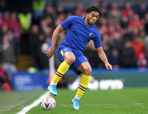 """Most promising youngster at Chelsea"" - Some Chelsea fans mega impressed by Reece James' latest masterclass"