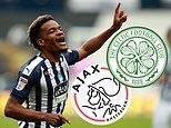 Ajax and Celtic 'monitoring situation of West Ham winger Grady Diangana'