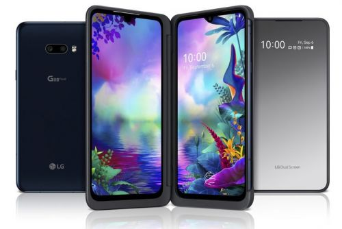 LG G8X ThinQ with Dual Screen available from 1 November