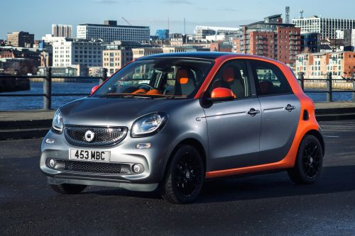 Used Smart ForFour review