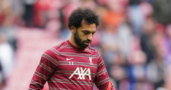 Ben Foster left open-mouthed after eye-catching Liverpool chat with Salah
