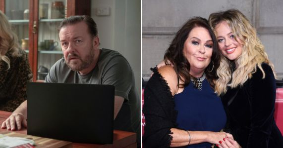After Life season 3: Emily Atack's mum Kate Robbins celebrates joining cast with Ricky Gervais