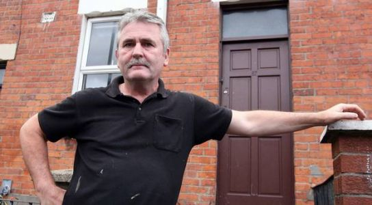 Ex-councillor helps smash door of smoke-filled house to rescue two men from fire