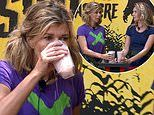 I'm A Celebrity SPOILER: Nadine Coyle and Kate Garraway drink PIGS BRAIN smoothies