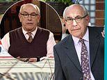 Coronation Street's Malcolm Hebden bids farewell Norris Cole as he quietly retires after 27 years