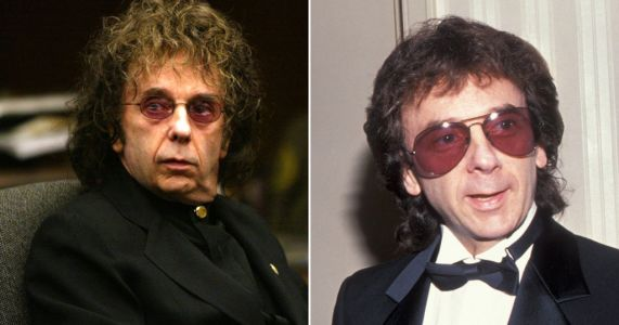 Music producer Phil Spector dies aged 81 after 'complications from coronavirus' while serving time for murder