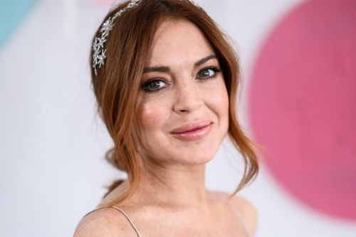 Lindsay Lohan relaunches music career with cryptic video and wipes social media