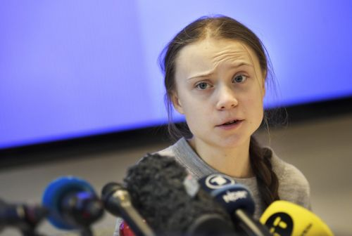 Greta Thunberg will come to the UK to join school strike