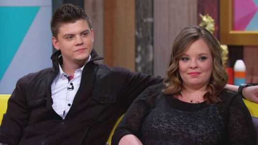 Teen Mom's Tyler Baltierra and Catelynn's kids are 'set for life' as stars say they'd quit the show