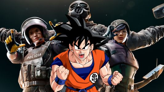 Here's why Dragon Ball Z is part of the Rainbow Six Siege cinematic universe