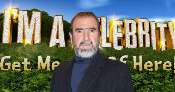 Football legend Eric Cantona may have signed up for I'm A Celebrity.Get Me Out Of Here!