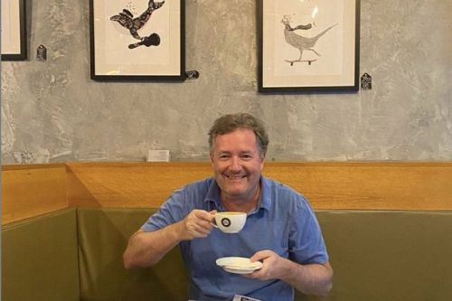 Piers Morgan flashes his £15m fortune on 'hypocritical' summer holiday in France