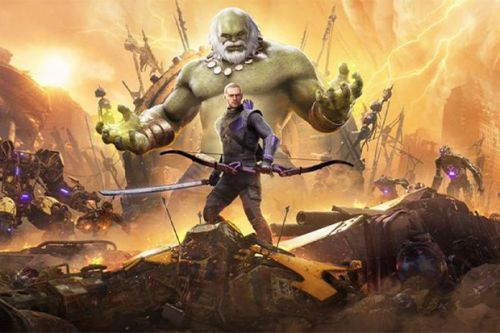 Avengers game Hawkeye DLC release date: When does the Future Imperfect DLC go live?